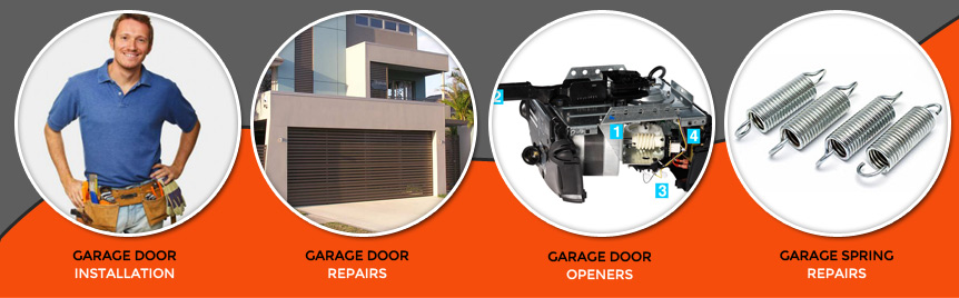 Garage Door Repair at Calverton